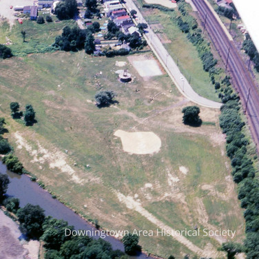 Aerial view - Johnsontown Park