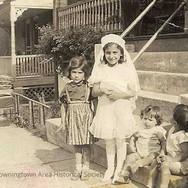 Malone children - East Church Street