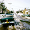 Church Street after snowstorm