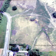 Aerial view - Viaduct Avenue and Johnsontown Park