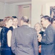 Birthday Party in Lloyd House, 1967