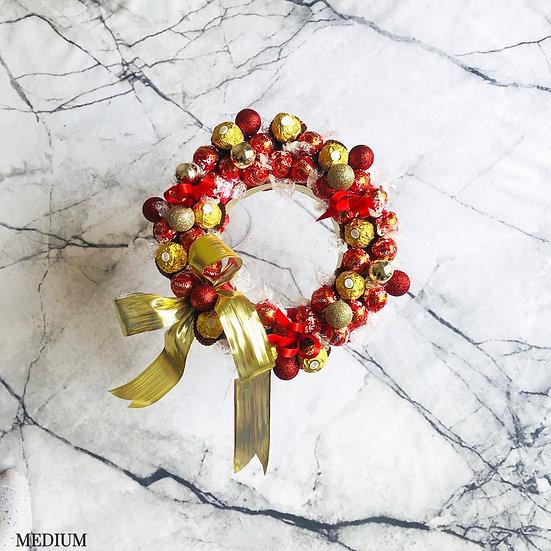 Festive Season Wreath