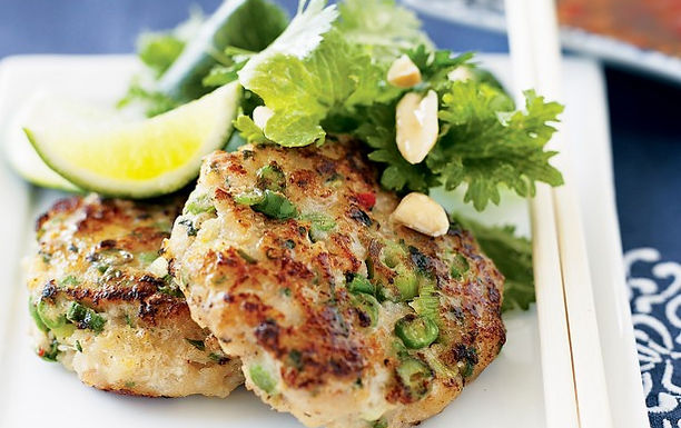 Fish_Cakes_Standing_Fork