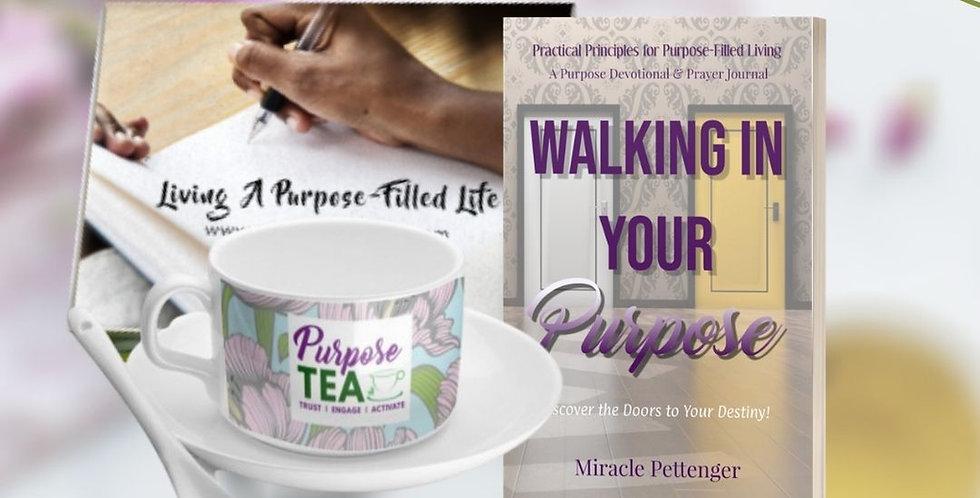 Purpose-Filled Life Purpose Tea Time
