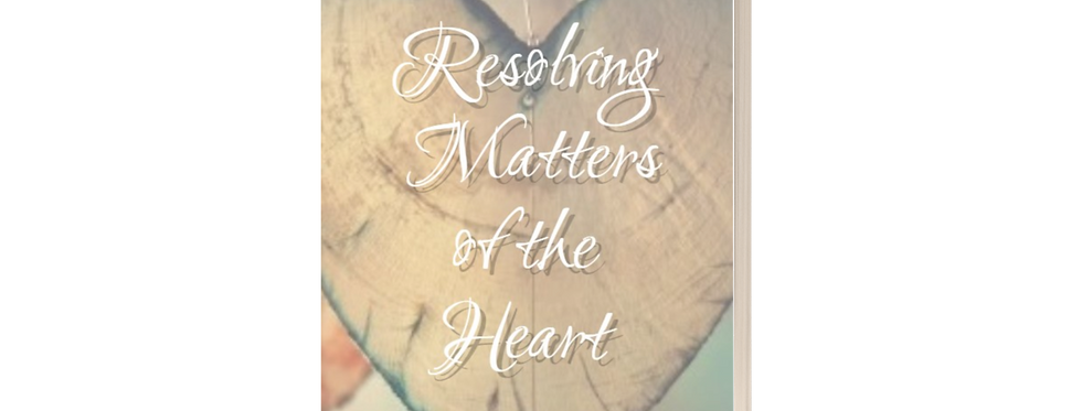 Resolving Matters of the Heart