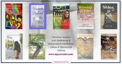 MP2XEVENTS, LLC. Christian Authors