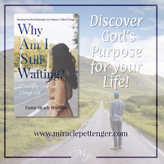 Stop Waiting on Your Purpose | Book | Christian