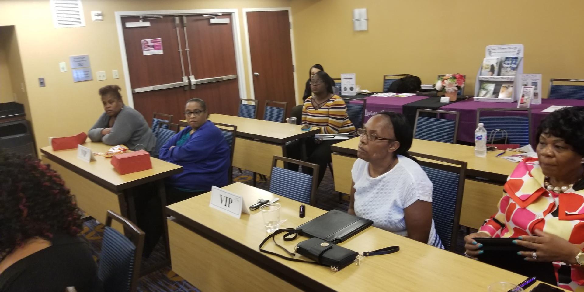 LPFL 2018 Intensive Workshop