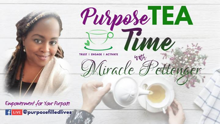 Purpose TEA Time - I Have EVERYTHING I Need (Psalm 23:1)