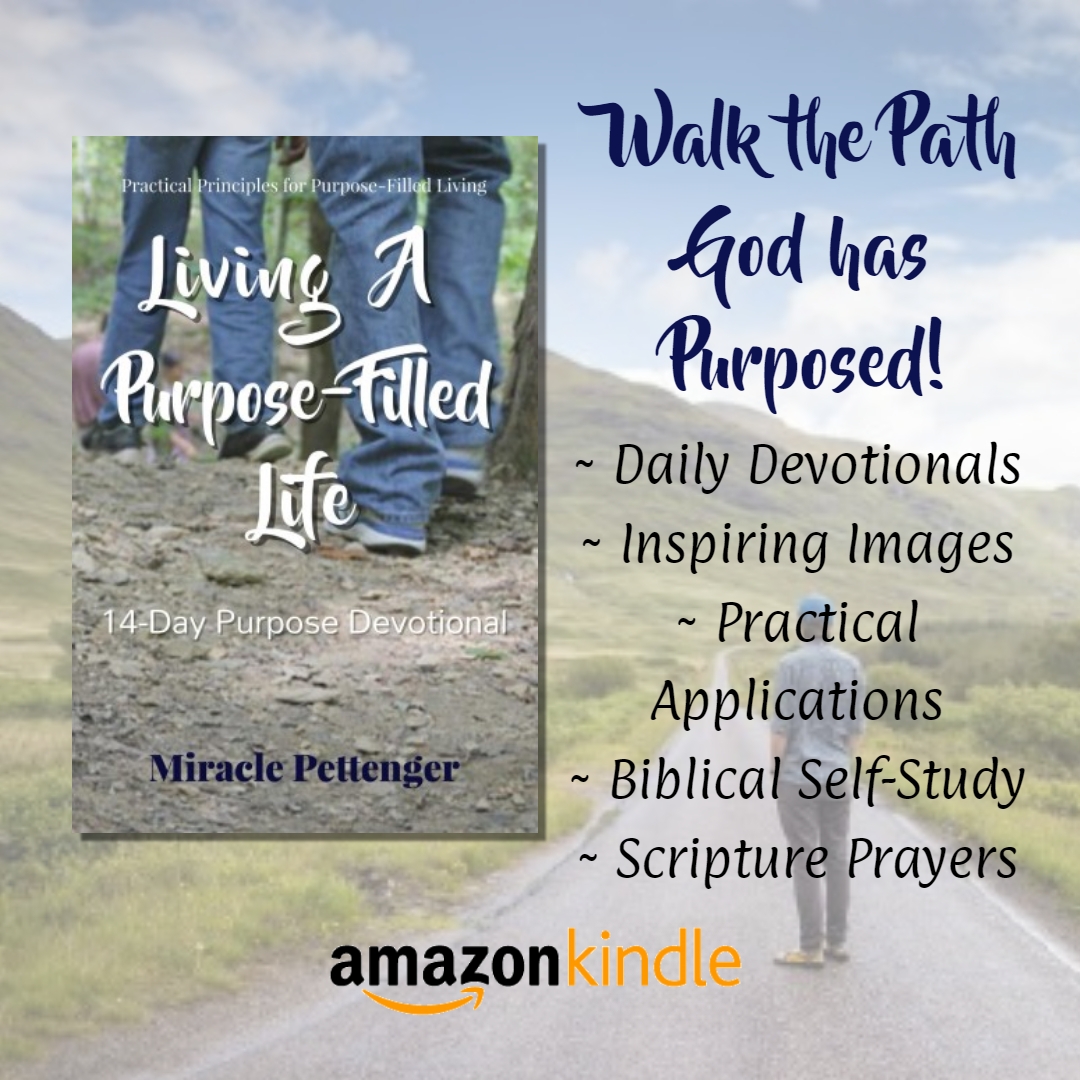 14-Day Purpose-Filled Living Devotional & Prayer Journal