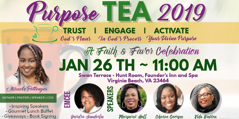 Purpose TEA 2019