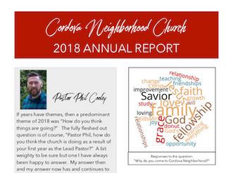 2018 Annual Report available
