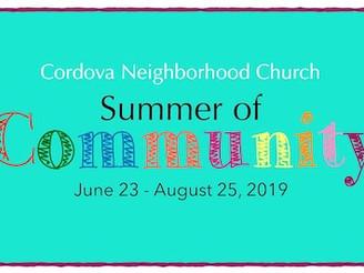 Summer of Community