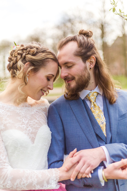 Floral Spring Styled shoot