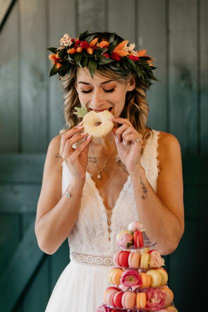Styled wedding shoot Hoeve Landzicht