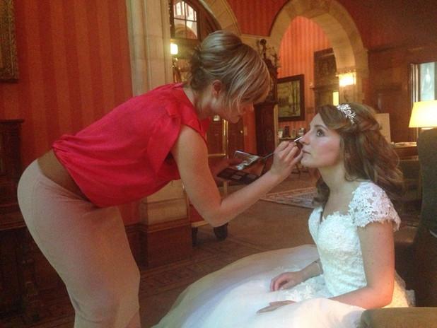 make-up stephanie
