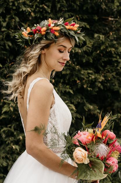 Styled wedding shoot - Hoeve Landzicht