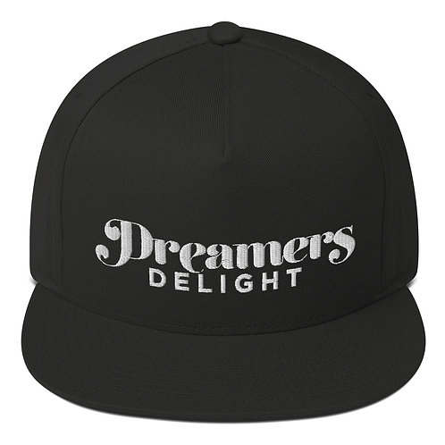 Dreamers Delight Snapback (Black)