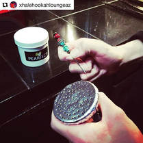 Heyy humans! 👋👋🏻👋🏼👋🏽👋🏾👋🏿 Are you in Arizona_!! If so then _xhalehookahloungeaz should be on your list of cool local spots to check out! Xhal