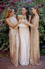 ▷_1001_+_ideas_for_stunning_gold_bride