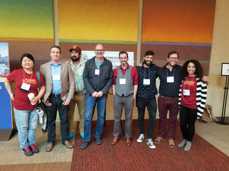 USC Society of Vertebrate Paleontogy Members