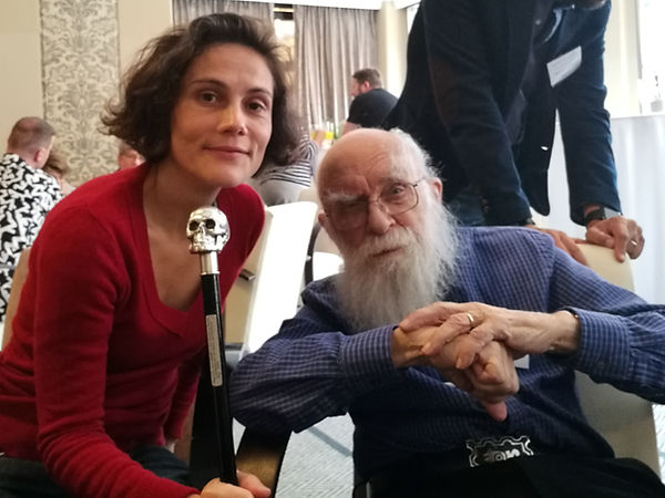 ESC17 Elisabeth Feytit James Randi.jpg