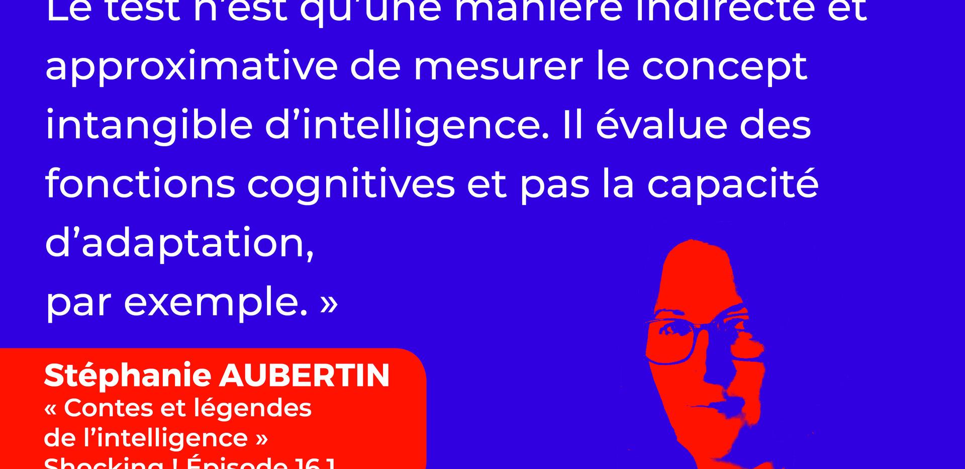Le QI n'est pas l'intelligence