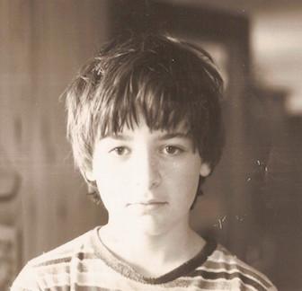 Grégoire Perra à 12 ans