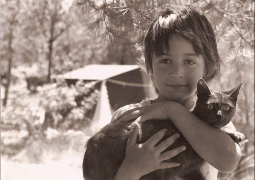 Grégoire Perra à 9 ans