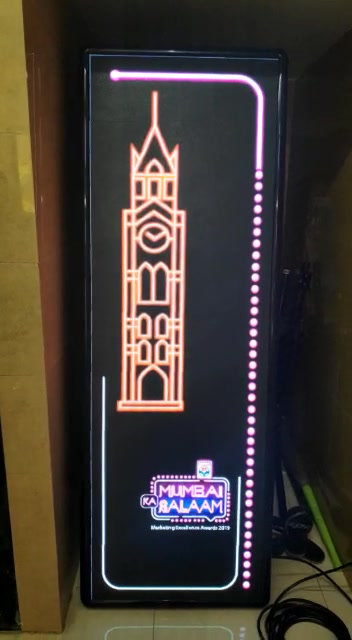 P3 LED STANDEE