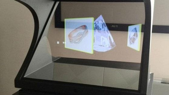 3D Hologram Displays