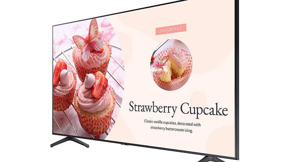 "Samsung BE43T-H - BET-H Series 43"" Crystal UHD 4K Pro TV"