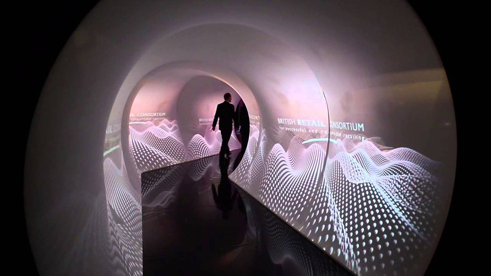 Tunnel Projection
