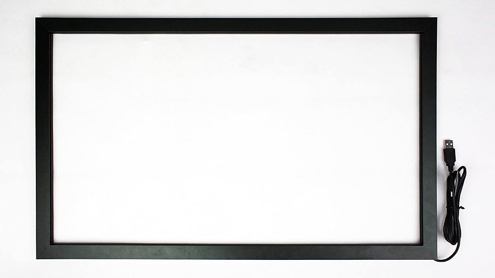 "43"" Infrared Touch Screen"