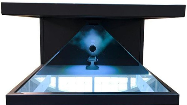 3 Side 3D Holobox 65""