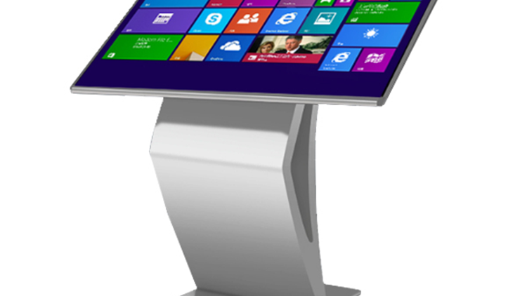 "32"" Touch Screen Kiosk"