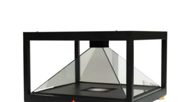 4 Side 3DHolobox 22 inch