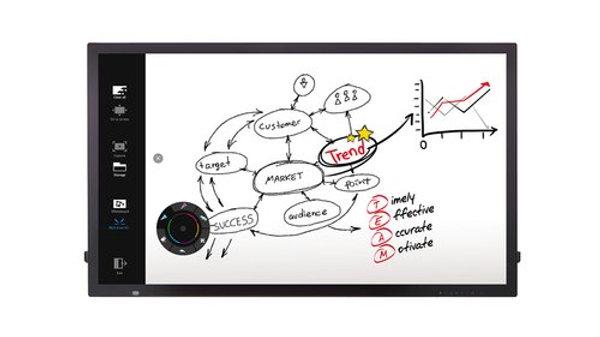 LG 75TC3D Interactive Digital Signage Board