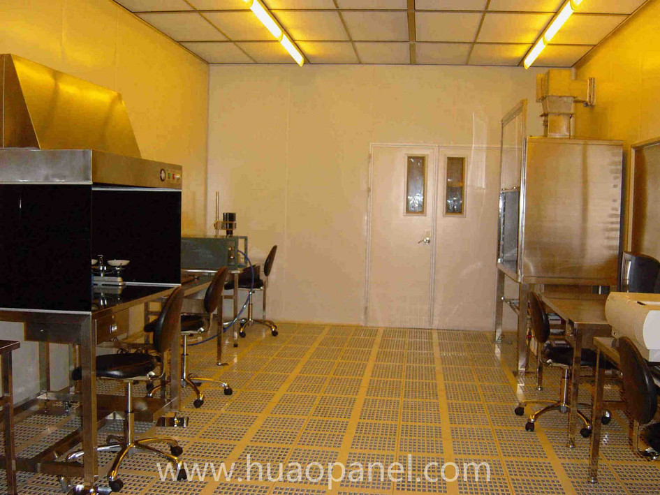 cleanroom for mic-electronics workshop