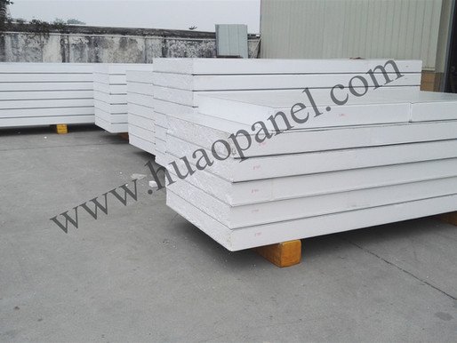 EPS sandwich panel for cold storage room