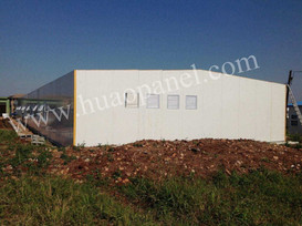 sandwich panel for prefab office-South Africa-2