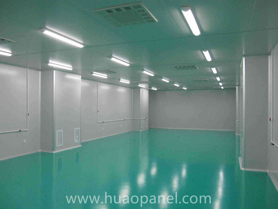sandwich panel and clean room aluminum profiles
