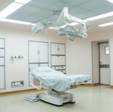 dust free cleanroom hospital