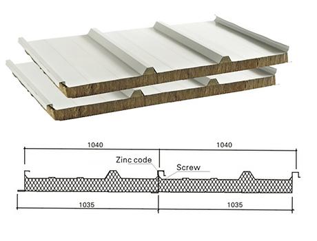 rock-wool-roof-sandwich-panel