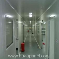 clean room panel, door, window, aluminum profiles