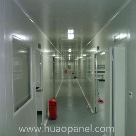 clean room panel, door, window, aluminum profiles