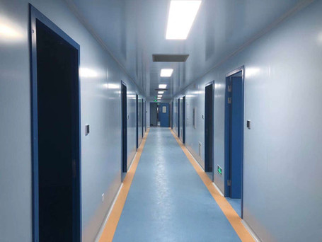 pharmaceutical clean room 2