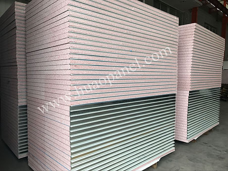 fire-proof-foam-sandwich-panel