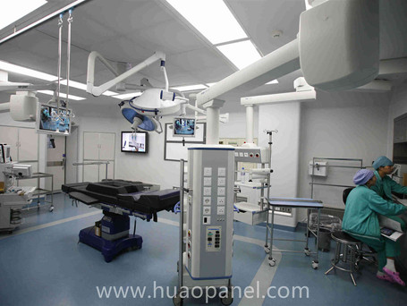 clean room project for medical health