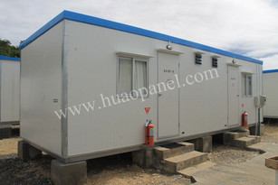 sandwich panel for dormitory in indonesia